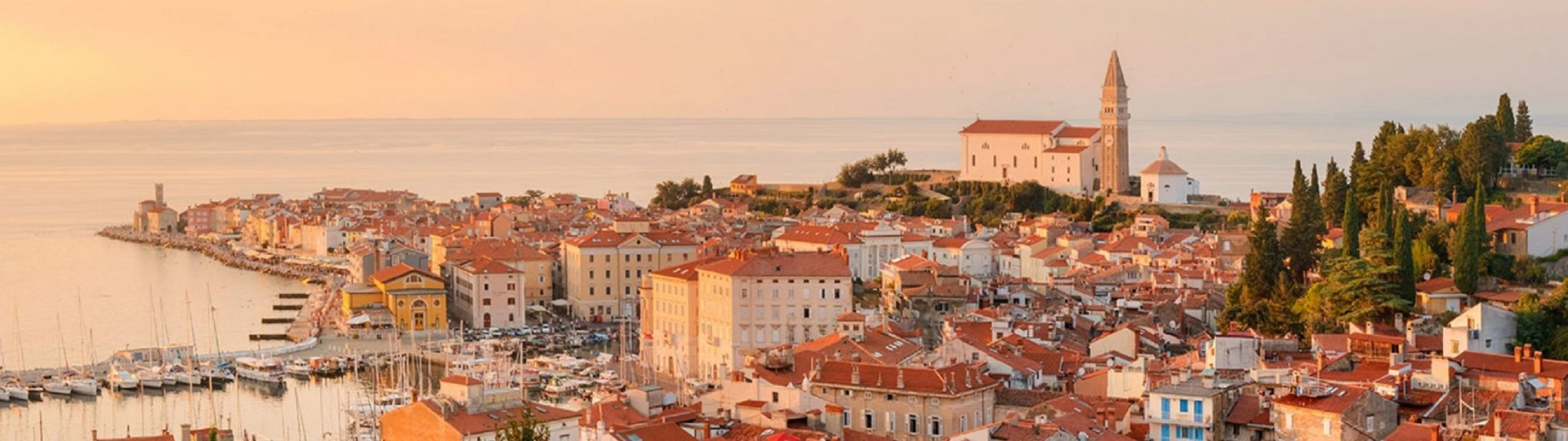 Apartments in Piran