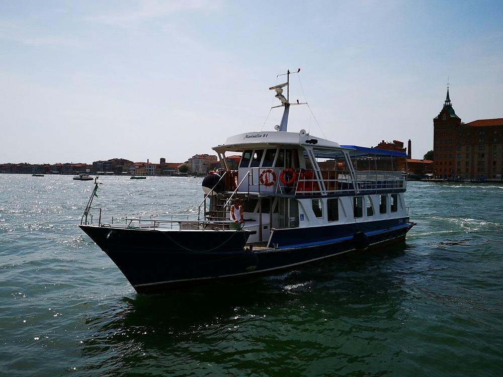 Marniella boat Venezia