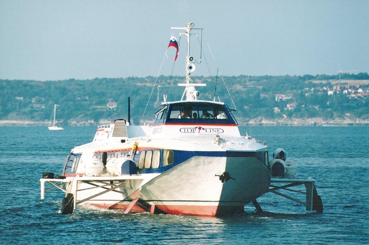 Hydrofoil Adriatic Joy